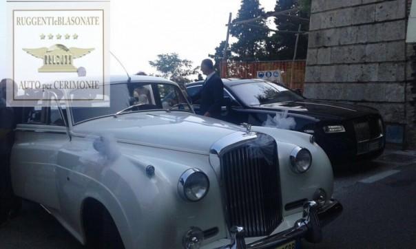 Bentley S1 Saloon del 1957