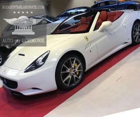 Ferrari California Bianco