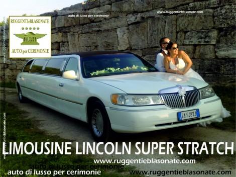 LIMOUSINE LINCOLN 10M