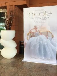 NICOLE FASHION SHOW 2017- presentazione collezione 2018