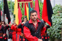 Costumi storici per trombonieri di Monte Castello