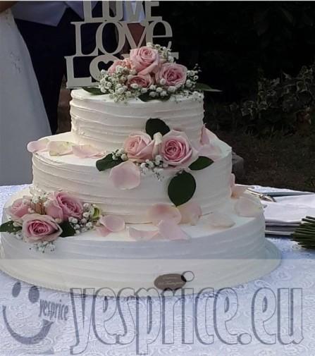 code WEDTOR63 - TORTE E CONFETTI WEDDING CERIMONIE DI LUSSO ABRUZZO - L'AQUILA - BAZZANO - Prodotti a partire da €50