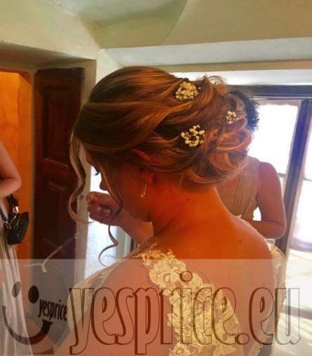 code WEDMAK44 - MAKE UP E BENESSERE MATRIMONIO WEDDING CERIMONIE DI LUSSO PIEMONTE - TORINO - Servizio a partire da €150