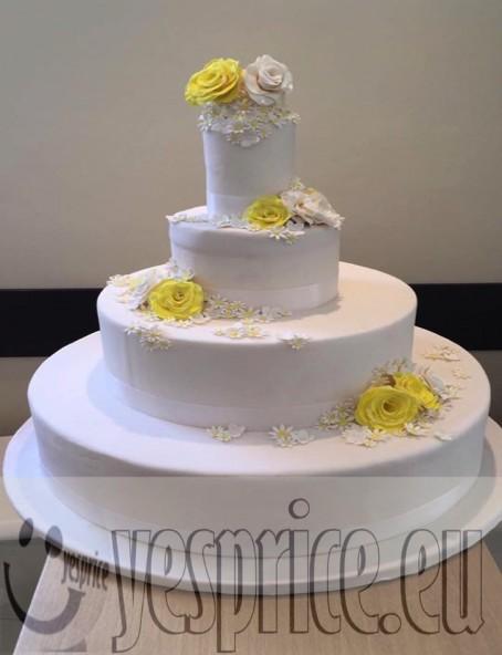 code WEDTOR27 - TORTE E CONFETTI WEDDING CERIMONIE DI LUSSO TOSCANA - FIRENZE - Prodotti a partire da €90