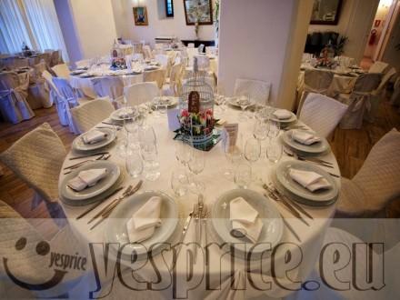 code WEDRIC21 - RICEVIMENTO HOTEL WEDDING CERIMONIE DI LUSSO LAZIO - ROMA - FRASCATI - Banchetti a partire da €80
