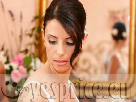 code WEDMAK75 - MAKE UP E BENESSERE MATRIMONIO WEDDING CERIMONIE DI LUSSO UMBRIA - PERUGIA - FOLIGNO - Servizio a partire da €200