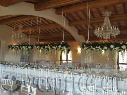 code WEDRIC76 - RICEVIMENTO HOTEL WEDDING CERIMONIE DI LUSSO UMBRIA - PERUGIA - ASSISI - Banchetti a partire da €90