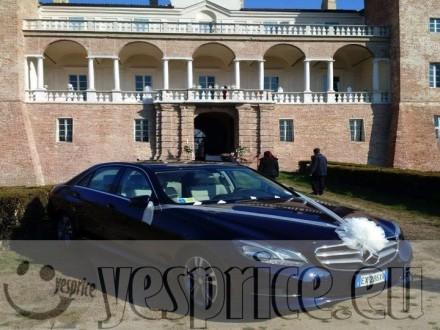 code WEDNOL53 - NOLEGGIO AUTO WEDDING CERIMONIE DI LUSSO LIGURIA - GENOVA - Servizio con Autista a partire da €300