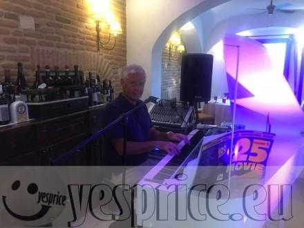 code WEDMUS42 - MUSICA MATRIMONIO WEDDING CERIMONIE DI LUSSO PIEMONTE - TORINO - VINOVO - Musica a partire da €300