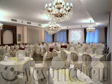 code WEDRIC51 - RICEVIMENTO HOTEL WEDDING CERIMONIE DI LUSSO LOMBARDIA - MILANO - BOFFALORA SOPRA TICINO - Banchetti a partire da €65