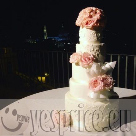 code WEDTOR48 - TORTE E CONFETTI WEDDING CERIMONIE DI LUSSO LOMBARDIA - MILANO - Prodotti a partire da €40