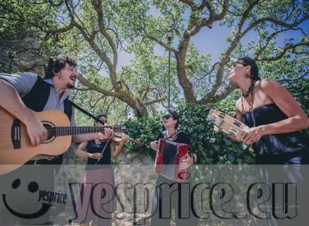 code WEDMUS10 - MUSICA MATRIMONIO WEDDING CERIMONIE DI LUSSO SICILIA - PALERMO - Musica a partire da €800