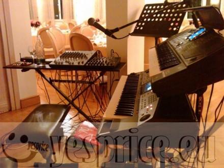code WEDMUS37 - MUSICA MATRIMONIO WEDDING CERIMONIE DI LUSSO LIGURIA - GENOVA - Musica a partire da €600