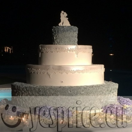 code WEDTOR46 - TORTE E CONFETTI WEDDING CERIMONIE DI LUSSO LOMBARDIA - MILANO - Prodotti a partire da €100