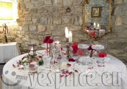 code WEDTOR15 - TORTE E CONFETTI WEDDING CERIMONIE DI LUSSO PUGLIA - BARI - Prodotti a partire da €70