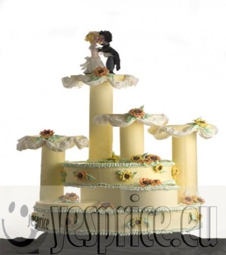 code WEDTOR65 - TORTE E CONFETTI WEDDING CERIMONIE DI LUSSO ABRUZZO - L'AQUILA - SCANNO - Prodotti a partire da €40