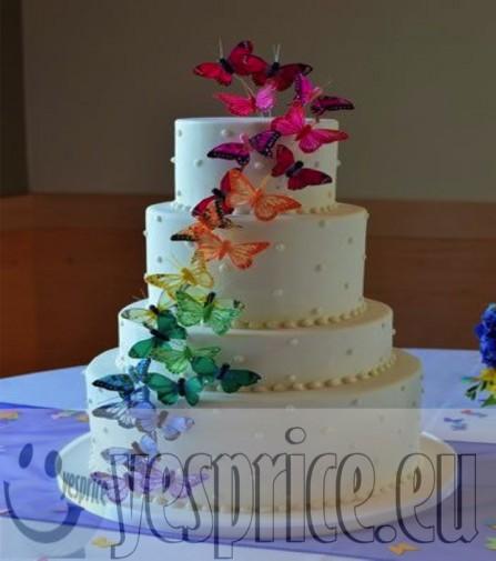 code WEDTOR77 - TORTE E CONFETTI WEDDING CERIMONIE DI LUSSO BASILICATA - POTENZA - Prodotti a partire da €80
