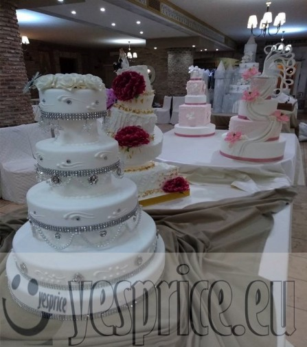 code WEDTOR61 - TORTE E CONFETTI WEDDING CERIMONIE DI LUSSO ABRUZZO - L'AQUILA - PESCASSEROLI - Prodotti a partire da €30
