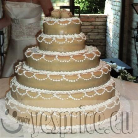 code WEDTOR56 - TORTE E CONFETTI WEDDING CERIMONIE DI LUSSO MARCHE - ANCONA - SENIGALLIA - Prodotti a partire da €40