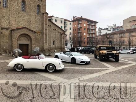 code WEDNOL55 - NOLEGGIO AUTO WEDDING CERIMONIE DI LUSSO LIGURIA - GENOVA - Servizio con Autista a partire da €250
