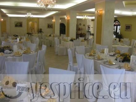code WEDRIC66 - RICEVIMENTO HOTEL WEDDING CERIMONIE DI LUSSO ABRUZZO - L'AQUILA - BAZZANO - Banchetti a partire da €55