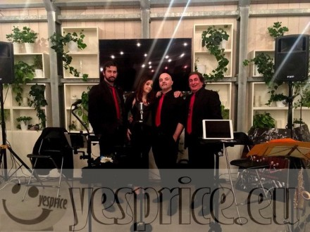 code WEDMUS43 - MUSICA MATRIMONIO WEDDING CERIMONIE DI LUSSO PIEMONTE - TORINO - Musica a partire da €250