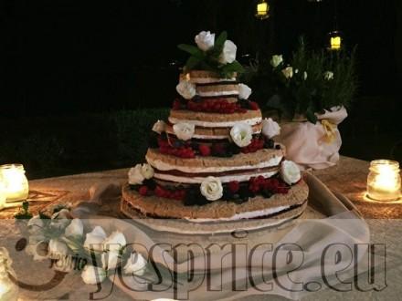 code WEDTOR16 - TORTE E CONFETTI WEDDING CERIMONIE DI LUSSO LAZIO - ROMA - Prodotti a partire da €30