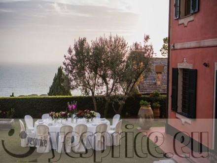 code WEDRIC41 - RICEVIMENTO HOTEL WEDDING CERIMONIE DI LUSSO LIGURIA - GENOVA - Banchetti a partire da €95