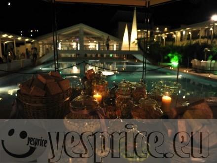 code WEDRIC61 - RICEVIMENTO HOTEL WEDDING CERIMONIE DI LUSSO MARCHE - ANCONA - NUMANA - Banchetti a partire da €80