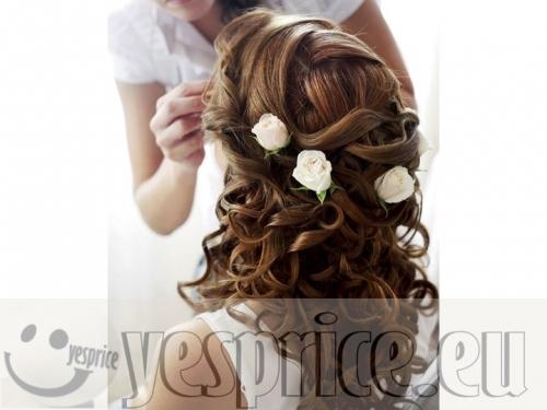 AEFFE HAIR STUDIO - MAKE UP E BENESSERE MATRIMONIO WEDDING CERIMONIE DI LUSSO CAMPANIA - AVELLINO - Servizio a partire da €200 - code WEDMAK94