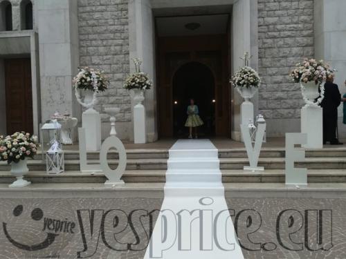 WEDDING PLANNER WEDDING CERIMONIE DI LUSSO PUGLIA - FOGGIA - CERIGNOLA - Servizio a partire da €500 - code WEDWED120