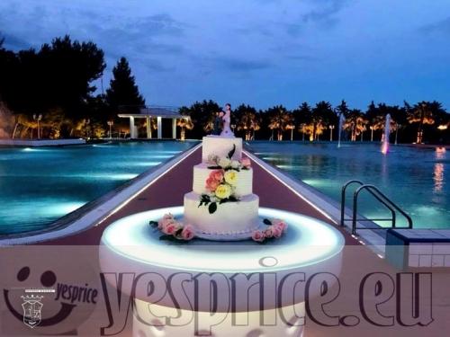 GRAND HOTEL VIGNA NOCELLI - RICEVIMENTO HOTEL WEDDING CERIMONIE DI LUSSO PUGLIA - FOGGIA - LUCERA - Banchetti a partire da €110 - code WEDRIC122