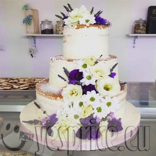 PASTICCERIA CAKE ART - TORTE E CONFETTI WEDDING CERIMONIE DI LUSSO CALABRIA - COSENZA - ROSSANO - Prodotti a partire da €60 - code WEDTOR115