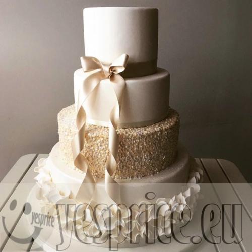 PASTICCERIA MONACHESE - TORTE E CONFETTI WEDDING CERIMONIE DI LUSSO PUGLIA - FOGGIA - Prodotti a partire da €80 - code WEDTOR120