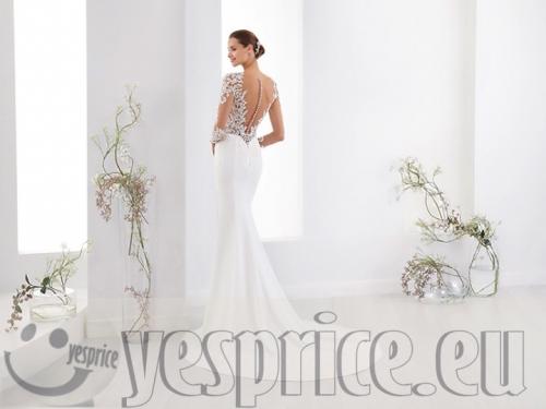 PIAZZA NAVONA SPOSI - SPOSA ATELIER WEDDING CERIMONIE DI LUSSO CALABRIA - COSENZA - ROSE - Abiti da sposa a partire da €1200 - code WEDSPA114