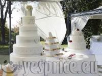 code WEDTOR18 - TORTE E CONFETTI WEDDING CERIMONIE DI LUSSO LAZIO - ROMA - FONTE NUOVA - Prodotti a partire da €100