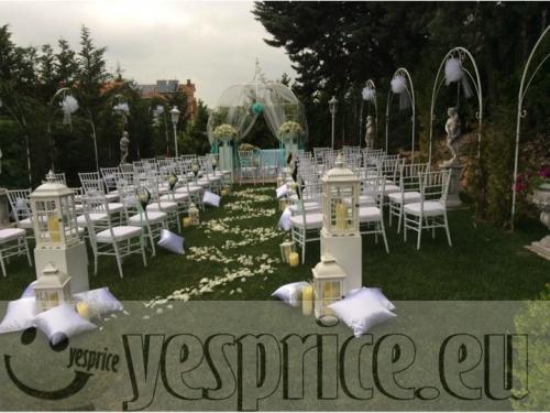 VILLA PERGAMENA - RICEVIMENTO HOTEL WEDDING CERIMONIE DI LUSSO CALABRIA - COSENZA - MENDICINO - Banchetti a partire da €75 - code WEDRIC117