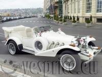 EXCALIBUR PHAETON  noleggio auto Cerimonia code WEDNOL01