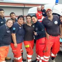 Siamo vicini alla popolazione Sannita per l'alluvione di Benevento