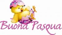 Scambi di auguri per la Santa Pasqua