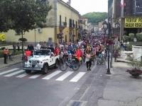 Baronissi in bici