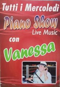 ESTATE 2015 : VANESSA LIVE SHOW TUTTI I  MERCOLEDI AL LIDO LIDO