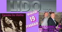 AL LIDO LIDO CON Daniela De Mattia & Massimo e MARCELLO  LIVE SHOW MUSIC