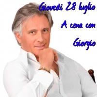 """A cena con George di """"uomini e donne """" e live music con Vanessa"""