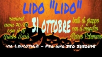 Halloween Night - 31 Ottobre  al Lido Lido