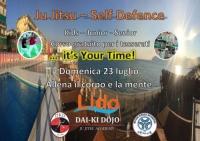 """Al Lido LIDO """"DAI-KI DOJO Ju Jitsu"""" l'arte marziale per tutti...!DOMENICA 23 LUGLIO ORE 16.00"""