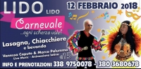 Carnevale 2018 al Lido LIDO   12 Febbraio 2018