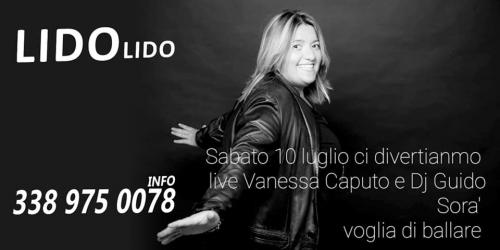 VANESSA CAPUTO AL LIDO LIDO -  ESTATE 2021
