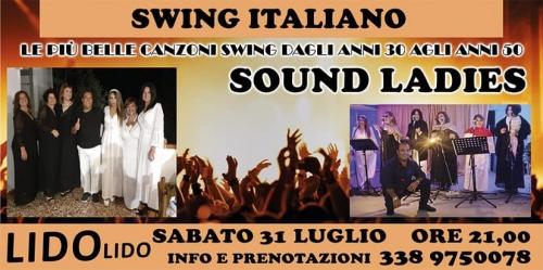 SWING ITALIANO ANNI 30/50 AL LIDO LIDO