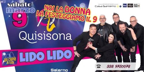 QUISISONA BAND -   al Lido LIDO - 9 marzo 2019